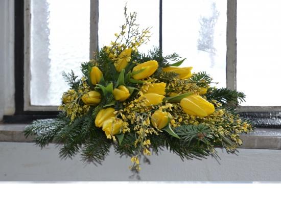 134 ``Gelbe Tulpen``