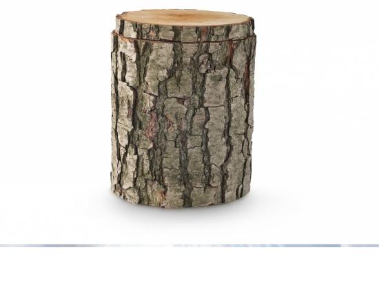 1 Baumurne aus Erlenholz
