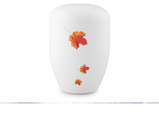 """4 Fall in Leaves """"Design Indian Summer"""""""