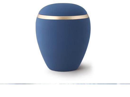 5 - Urne marineblau